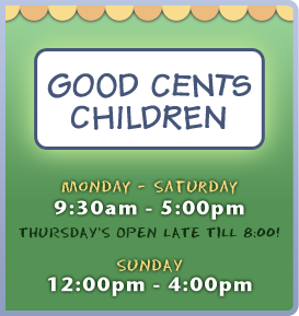 Good Cents Children Store